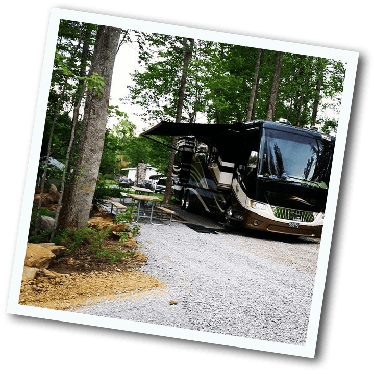 RV Park in Pigeon Forge TN | RV Campground Gatlinburg Tennessee